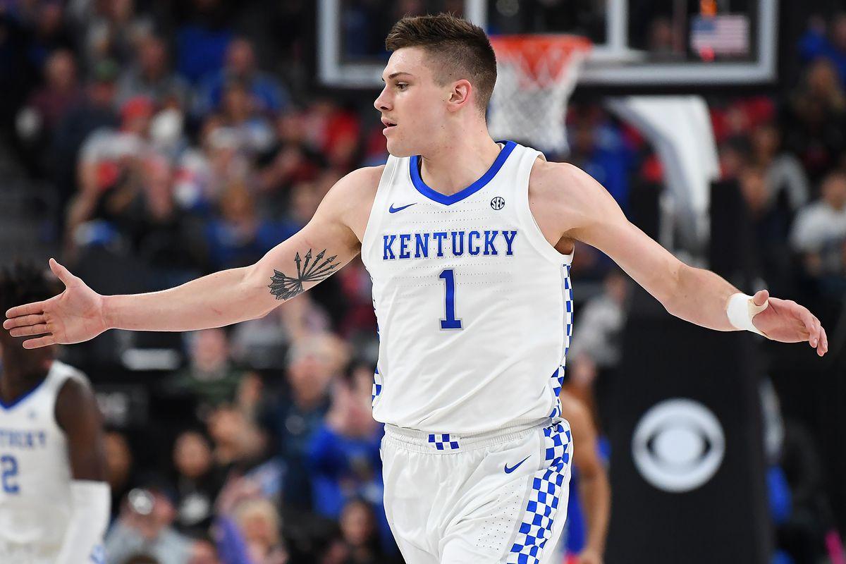 NCAA Basketball: Ohio State at Kentucky