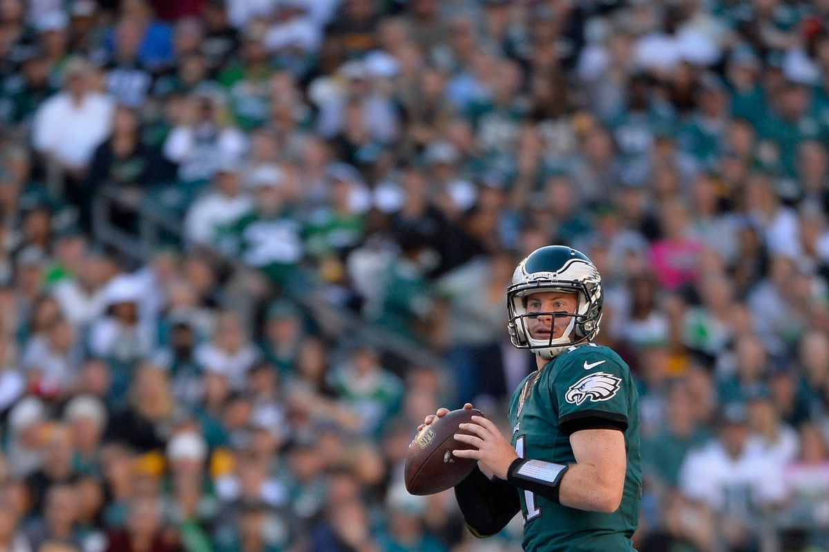 cc14cc0fe Carson Wentz and the 2016 rookie quarterbacks have been historically great