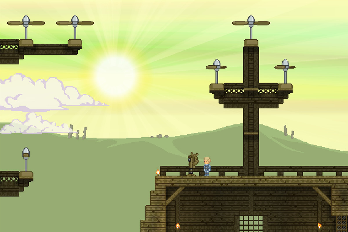 Starbound creators to pick up the pace on development - Polygon