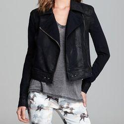 "<b>Paige Denim</b> Brooklyn Coated Denim Jacket in Undercurrent, <a href=""http://www1.bloomingdales.com/shop/product/paige-denim-jacket-brooklyn-coated-denim?ID=729432&CategoryID=1001521&LinkType=#fn=BLAZERS_JACKETS_TYPE%3DJacket%26spp%3D54%26ppp%3D96%26s"