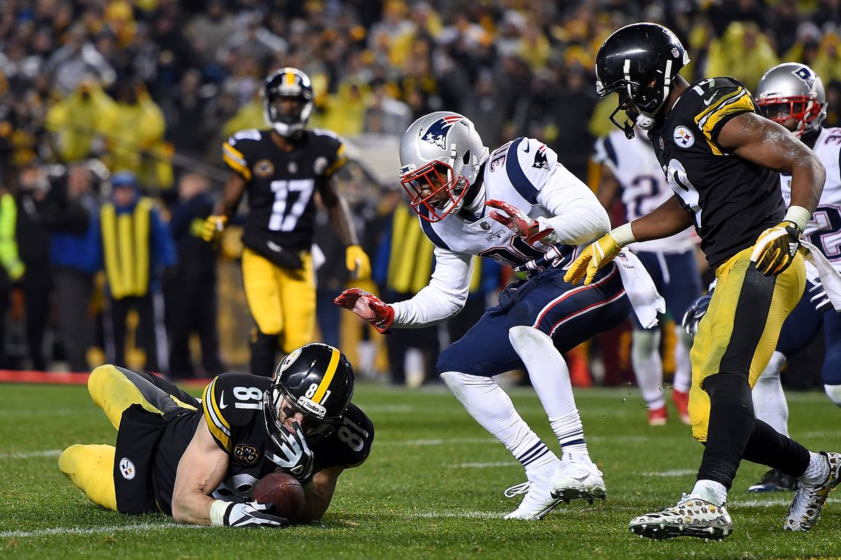 Nfl playoff picture 2017 steelers patriots eagles secure wild photo by joe sargentgetty images m4hsunfo