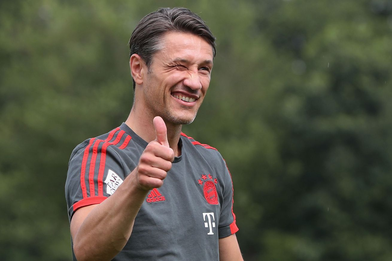 Niko Kovac says Lionel Messi is the best, pegs Real Madrid to go far in the Champions League