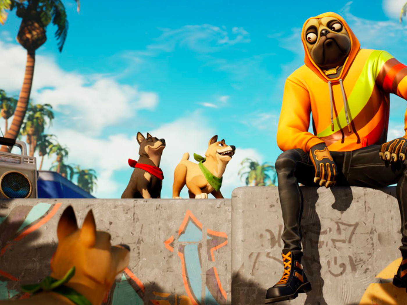 Fortnite data miners say Epic may be winning the fight over leaks