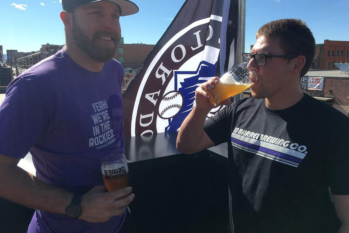 10 Barrel Brewing Company, relatively new to Denver, prepares for the Rockies opener