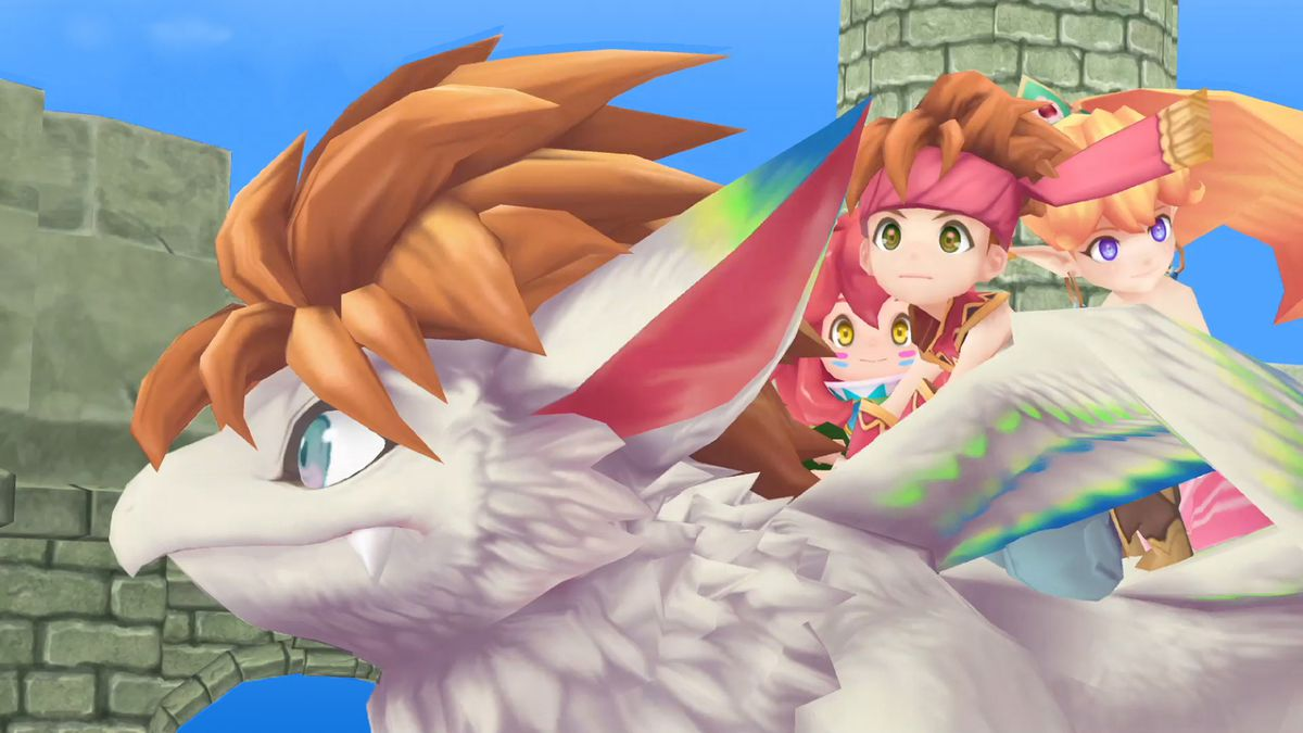 Why we still haven't seen anything quite like Secret of Mana
