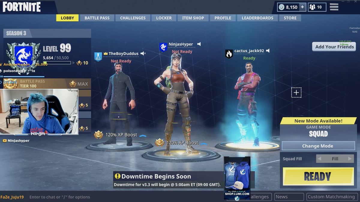 Fortnite Atshop