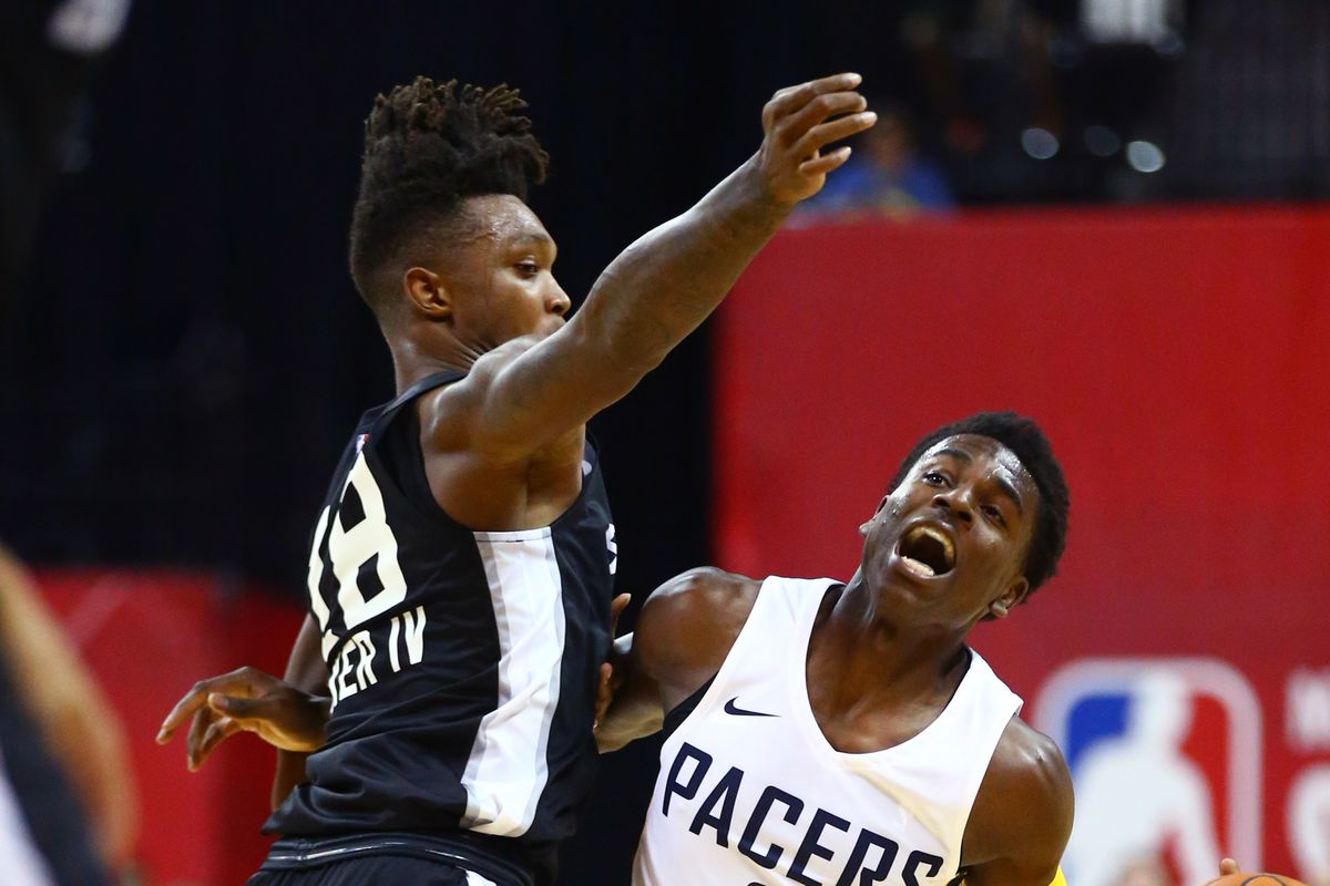 "Lonnie Walker IV was ""the best player in Vegas."" - Pounding The Rock 3b08fcc42"