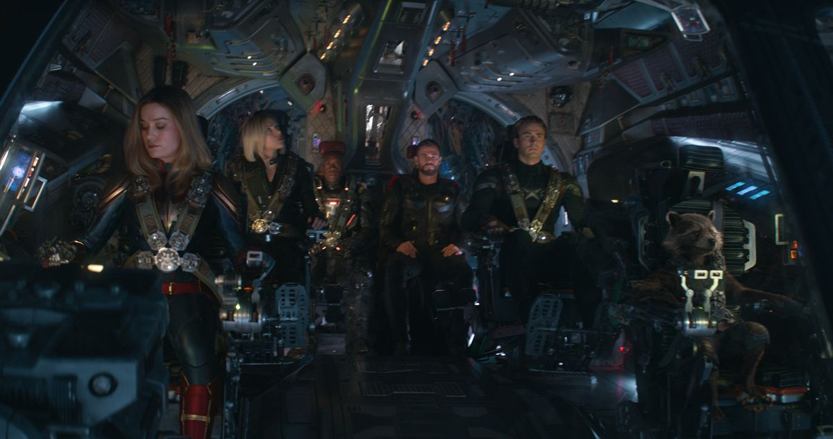 Avengers: Endgame proves we needed more time with the actual