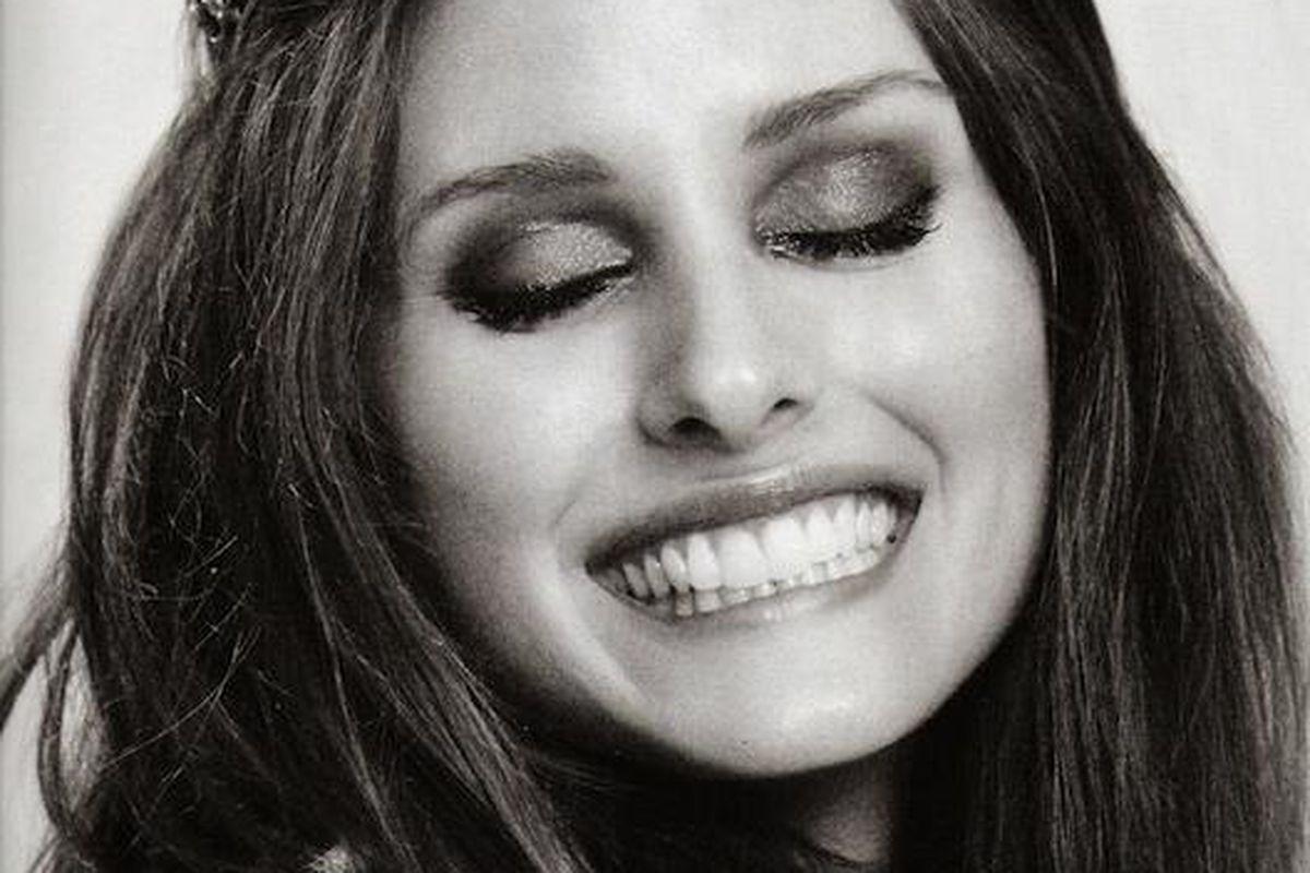 """Olivia Palermo in Vogue Spain, via <a href=""""http://oliviadaily.com/"""">Olivia Daily</a>"""