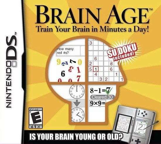 Brain Age box
