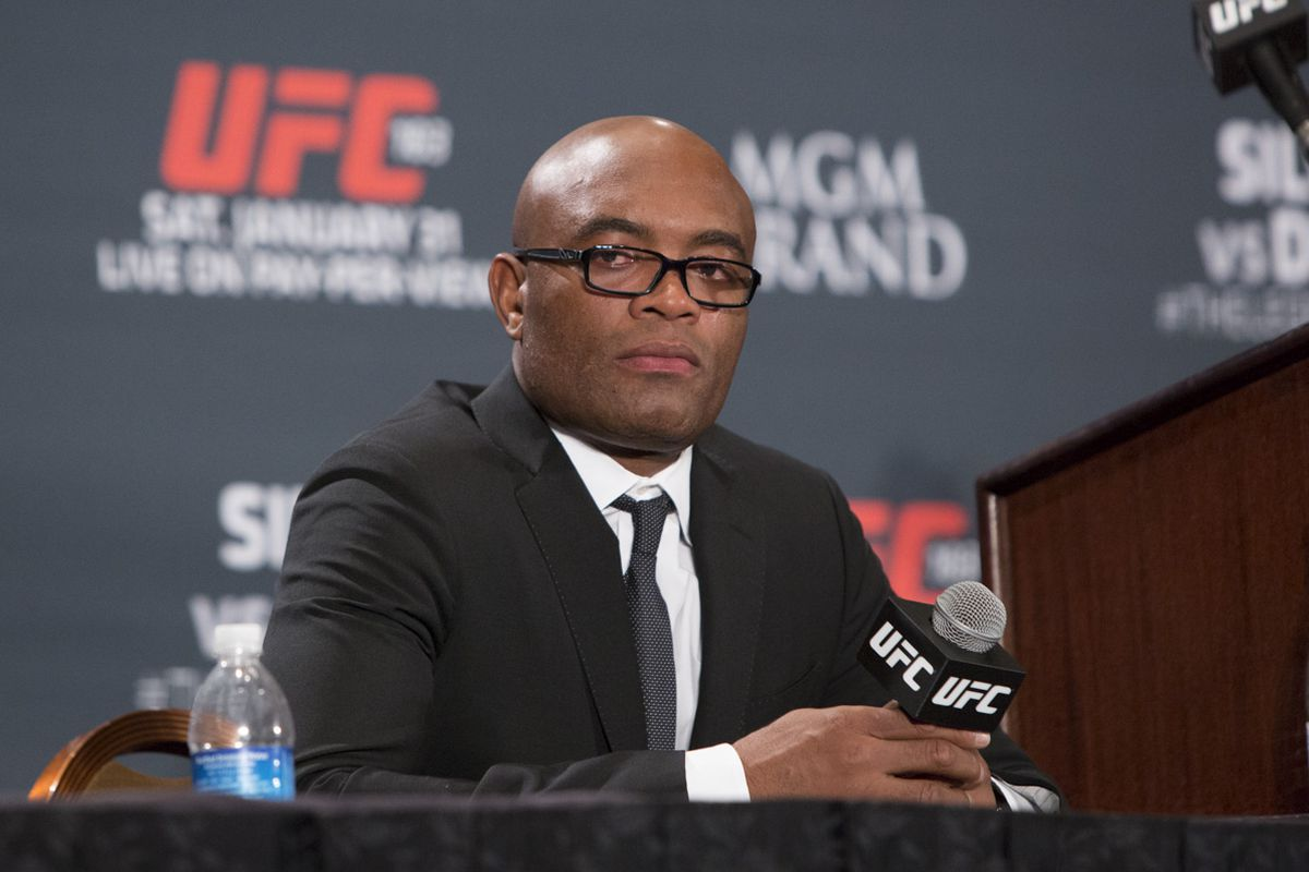 Anderson Silva tests positive for anabolic steroid