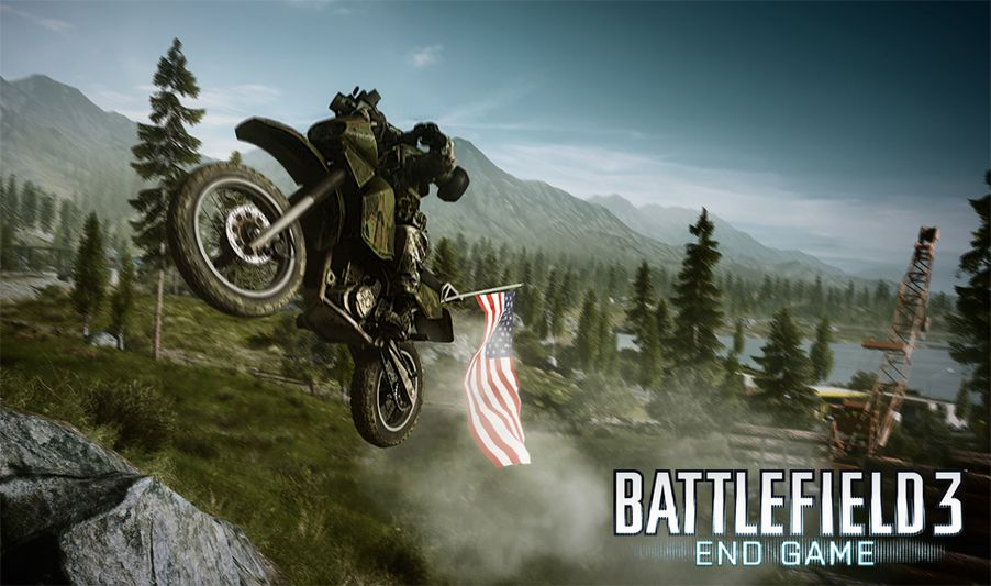 Battlefield 3: End Game Capture the Flag Gameplay Trailer ...