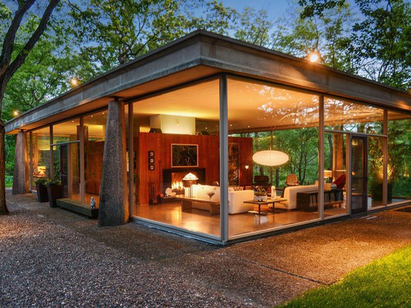 100 mid century modern houses small mid century