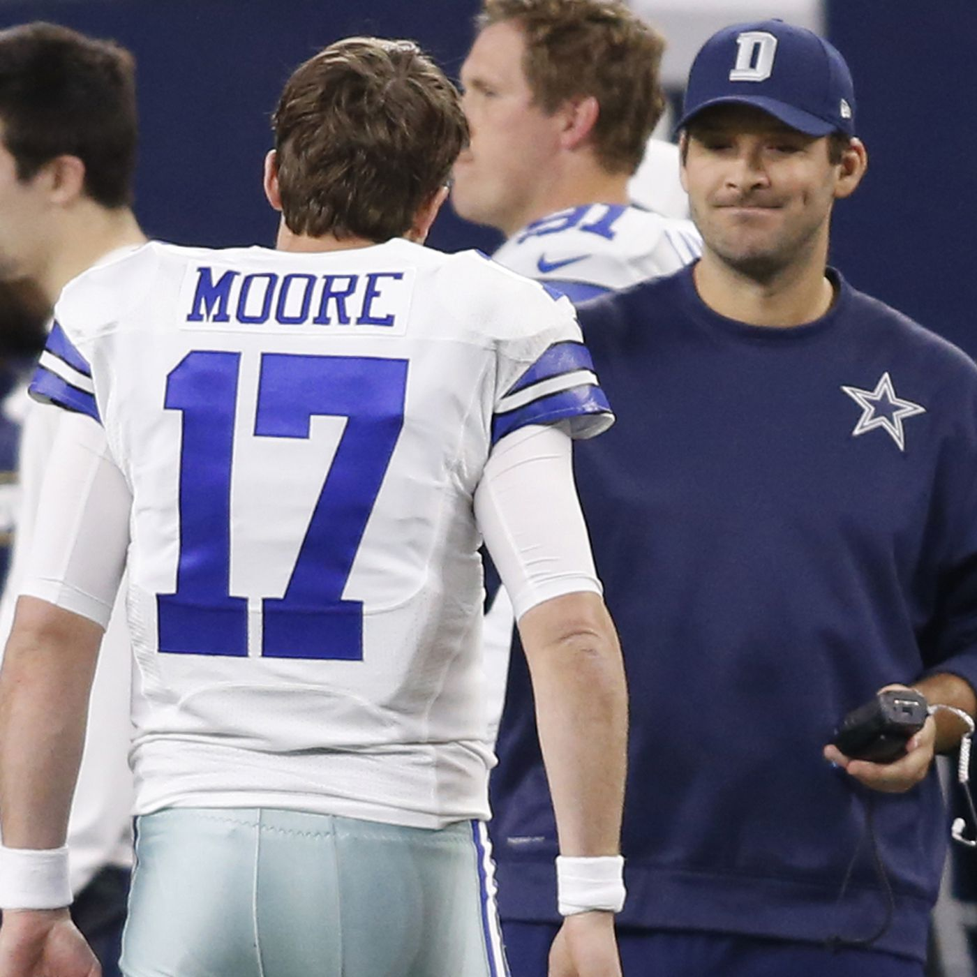 f45a66e0857 Cowboys News & Notes: Kellen Moore Is Small But Accurate, Looking To Leave  '15 On High Note - Blogging The Boys