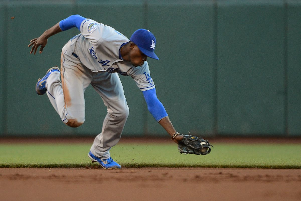 Dee Gordon is 6-for-12 with a walk and three steals in his last three games.
