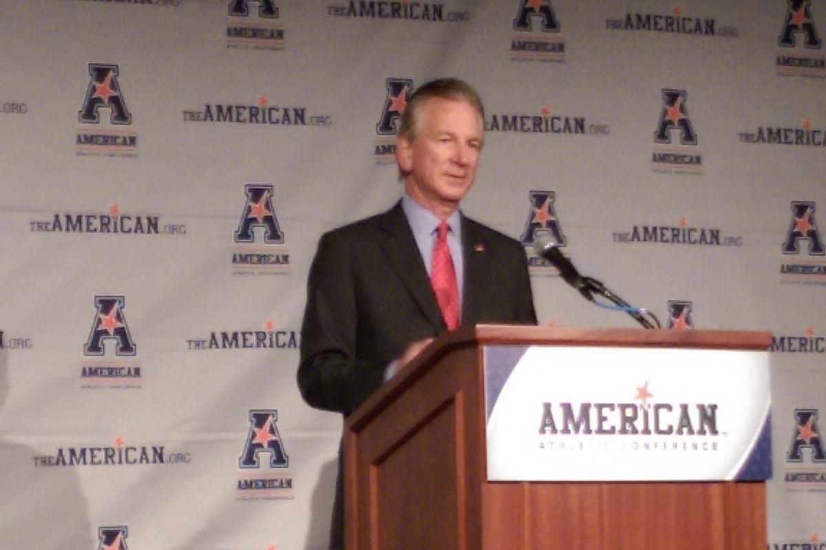 Tuberville's Bearcats were picked to finish first