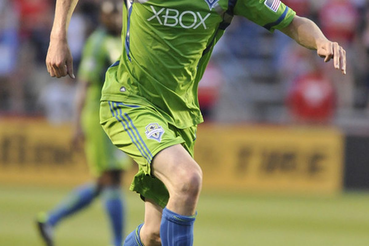 Is a return of Nate Jaqua to the Chicago Fire the best we might get today?