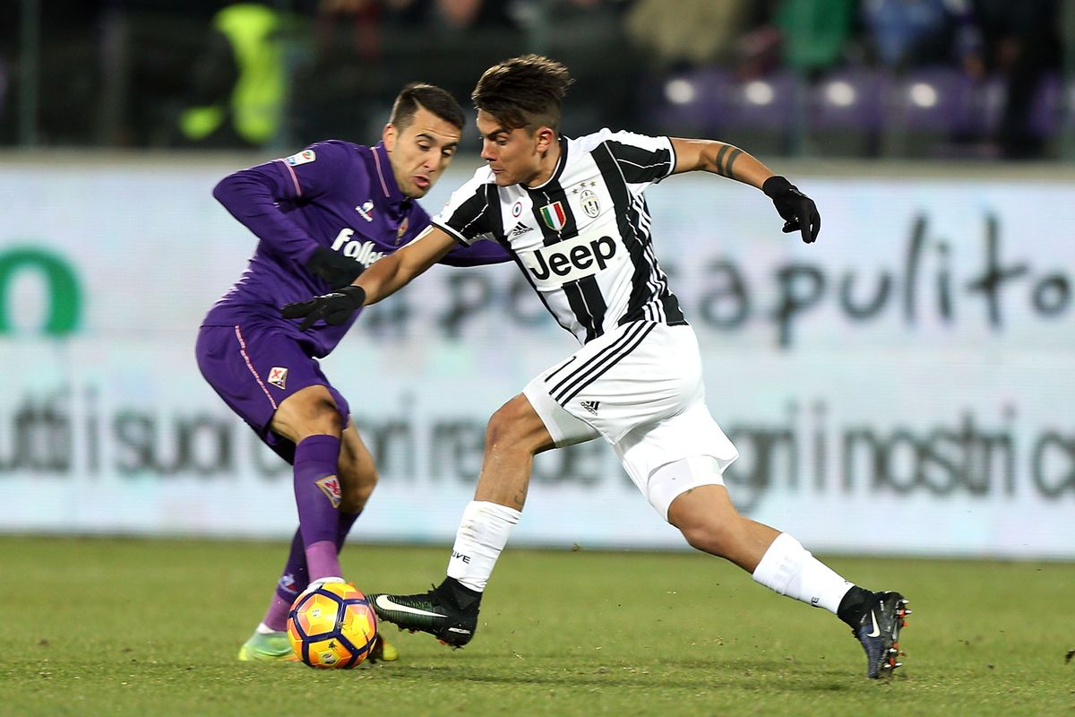 Juventus vs. Fiorentina live stream: Game time, TV schedule, how to watch -  Black & White & Read All Over