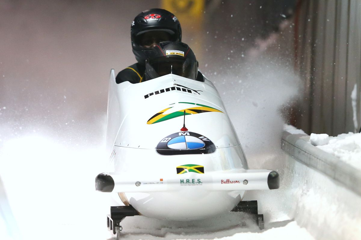 Red Stripe Buys Jamaican Team A New Bobsled After Coach Quits