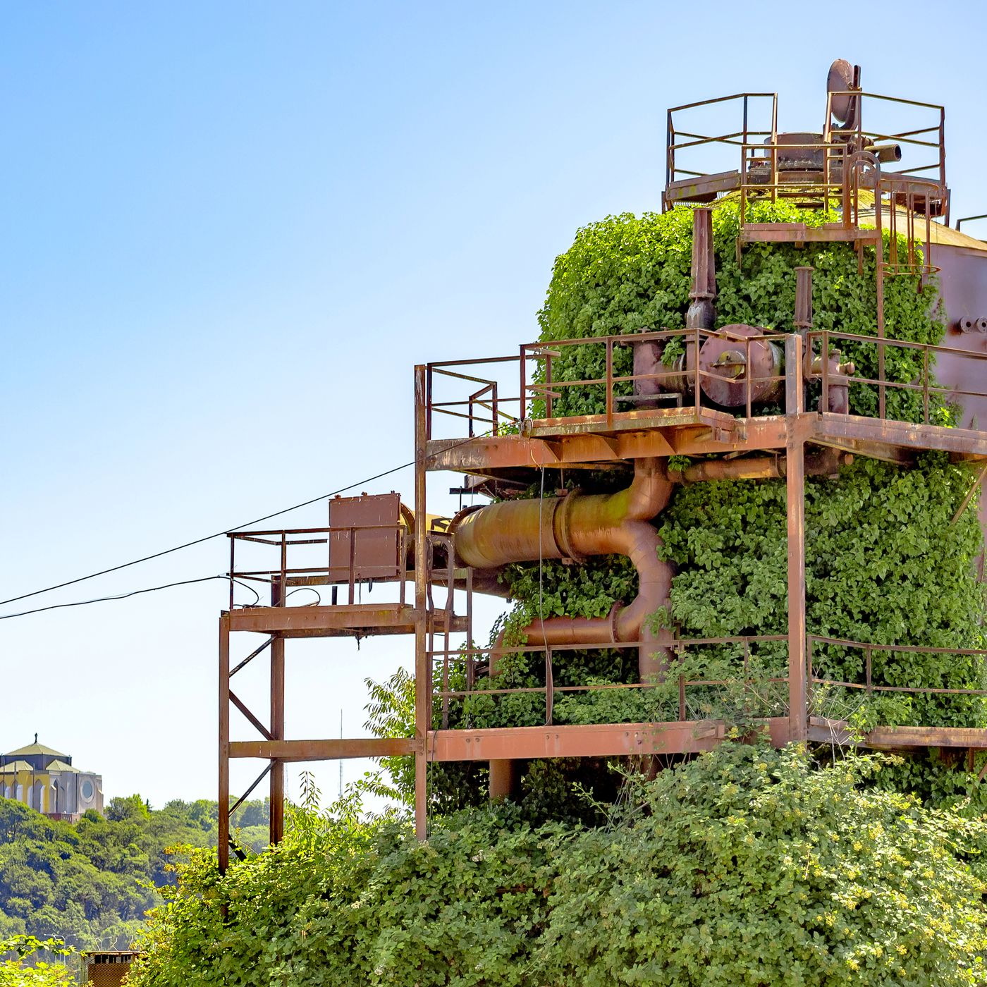 Gas Works Park Is A Beautiful Way To Remember A Toxic Past Curbed Seattle