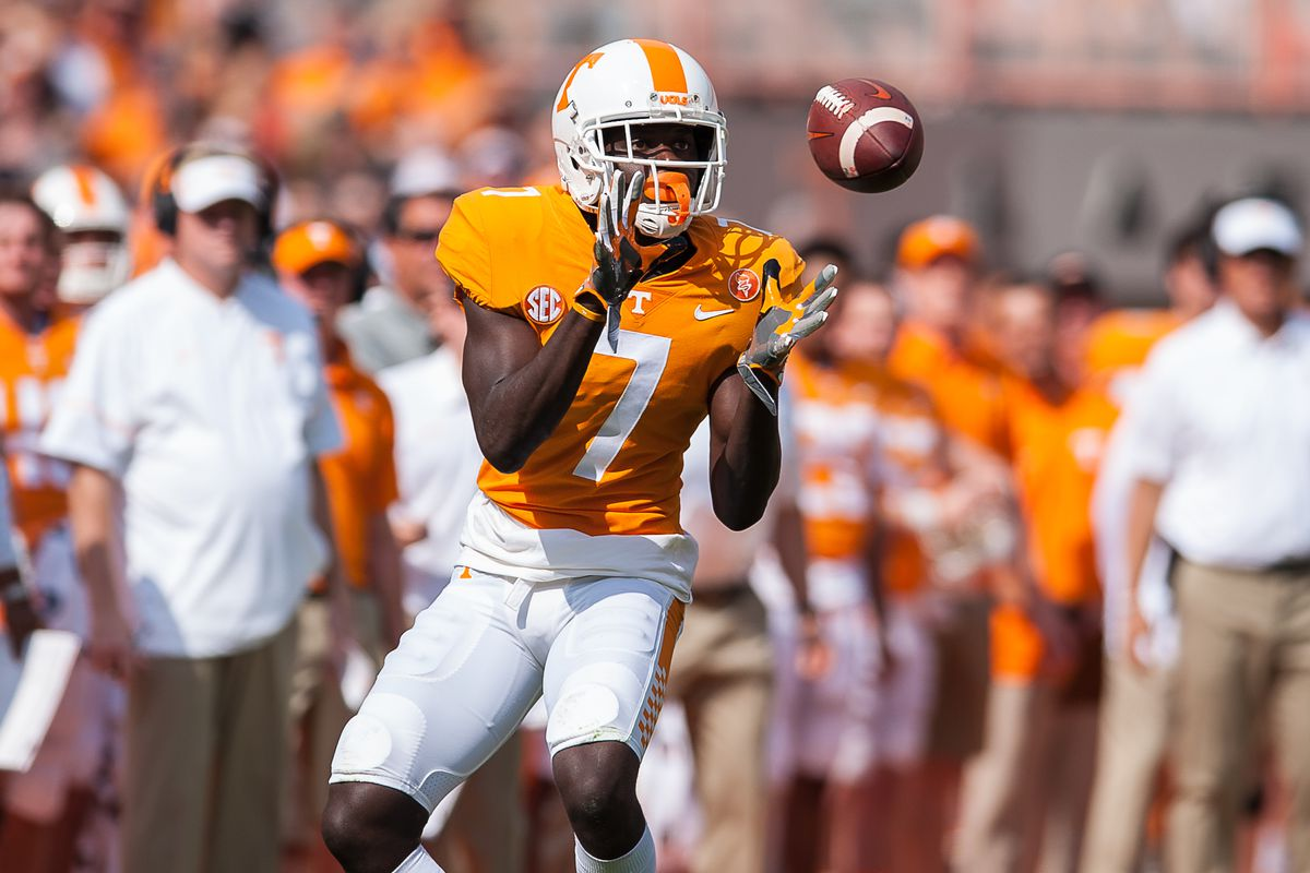 COLLEGE FOOTBALL: OCT 14 South Carolina at Tennessee