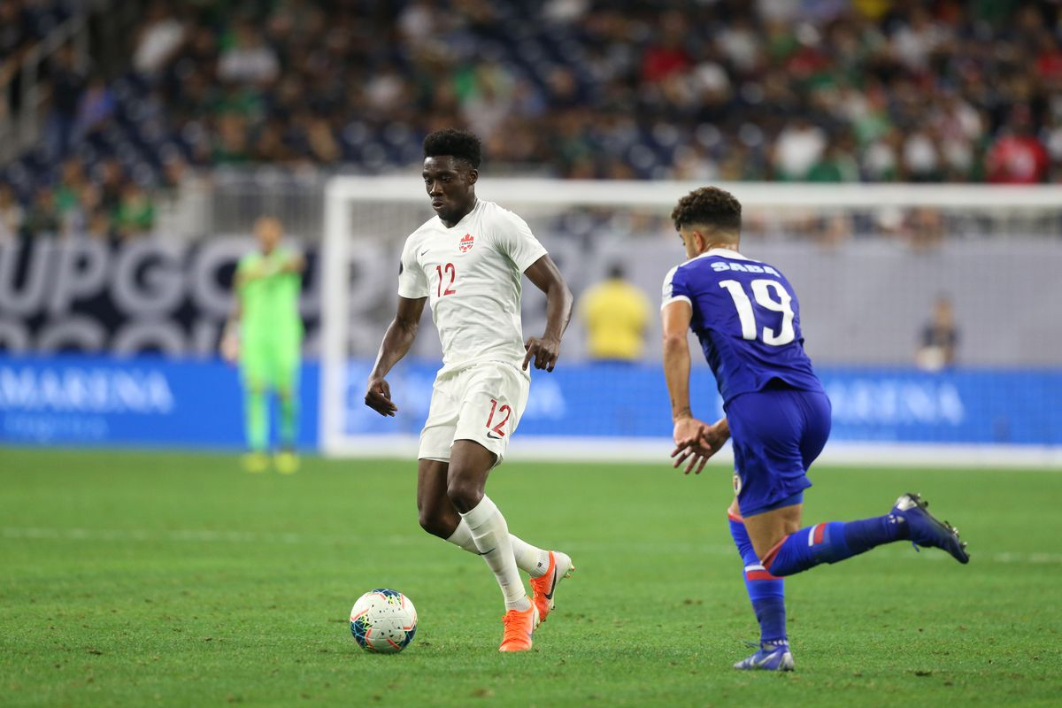 Soccer: CONCACAF Gold Cup-Haiti at Canada