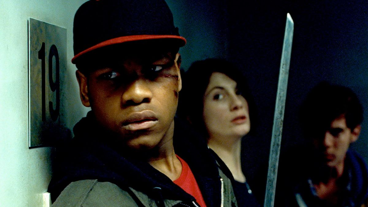 Image result for attack the block