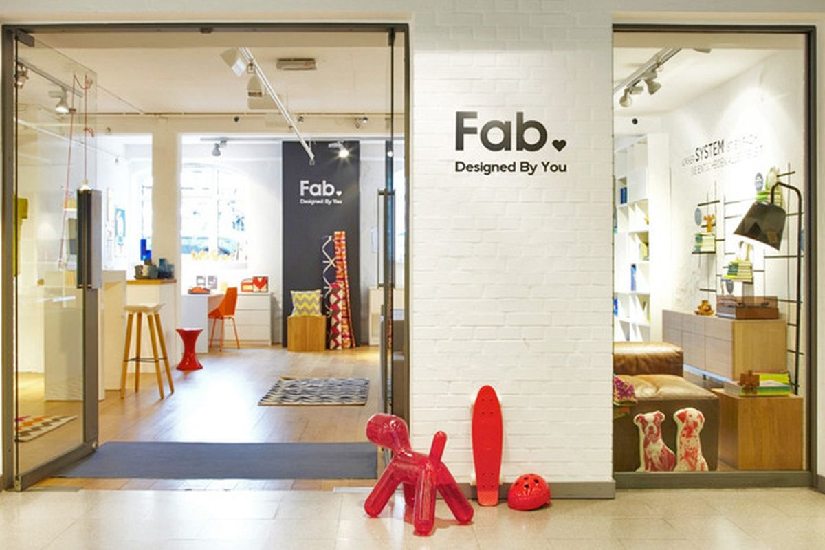 """Image via <a href=""""http://www.fastcompany.com/3008995/most-innovative-companies-2013/fab-now-offers-made-to-order-products-a-physical-retail-store#2"""">Fast Company</a>"""