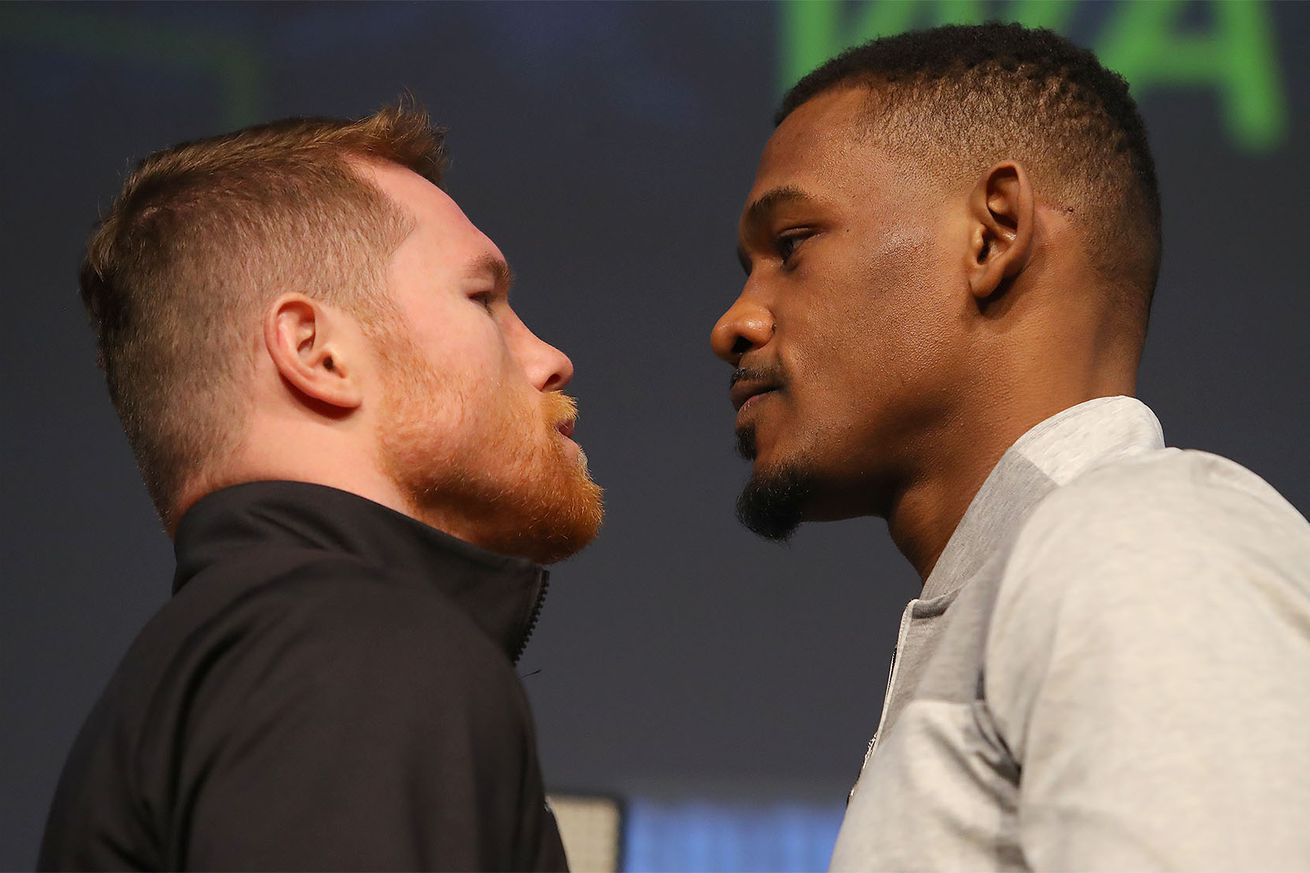 CaneloJacobsLVPC Hoganphotos3.5 - Canelo-Jacobs: Staff picks and predictions