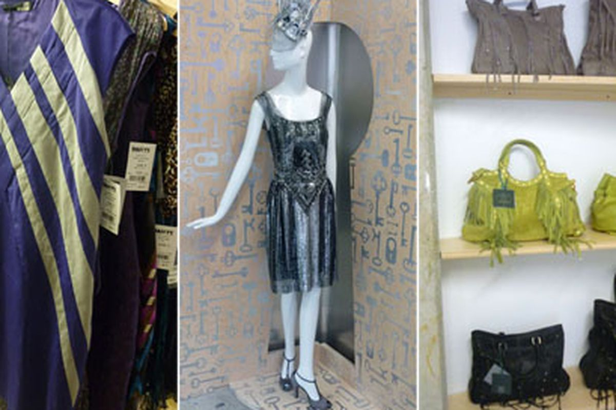 """Images via <a href=""""http://www.fashionherald.org/2009/07/its-daffys-boutique.html"""">Fashion Herald</a>"""