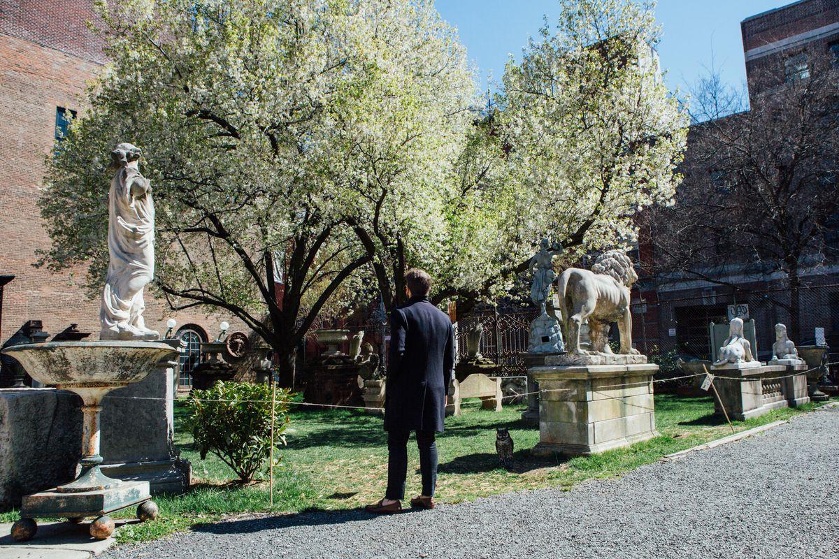 John Jannuzzi Elizabeth Street Gardens