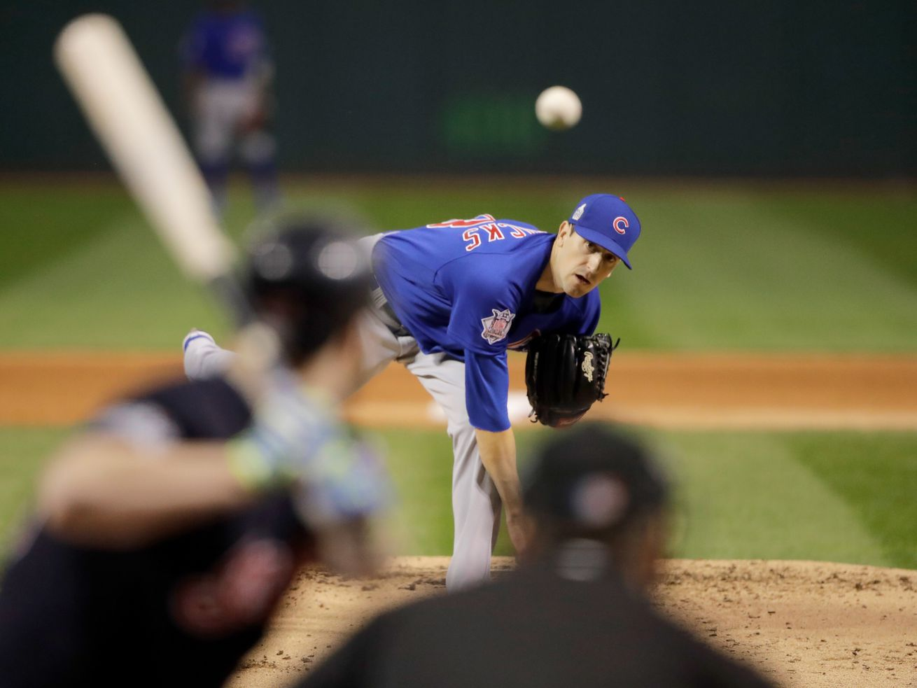 This You Gotta See: Cubs, White Sox armed and ready for Games 1 and 2 of playoffs