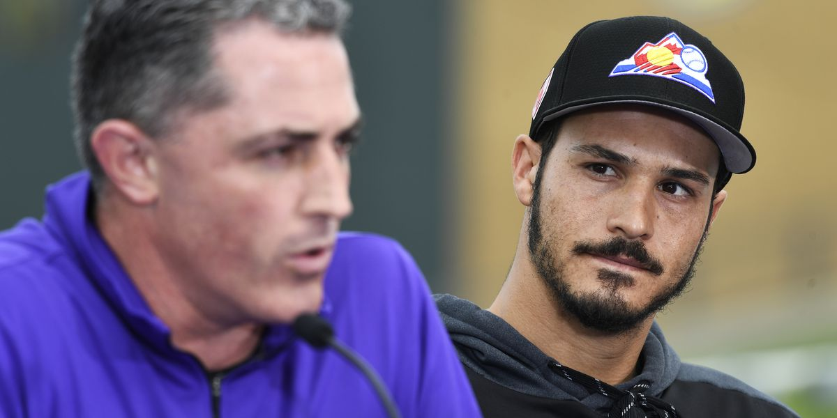 Jeff Bridich and Nolan Arenado break their silences on the swirling trade rumors
