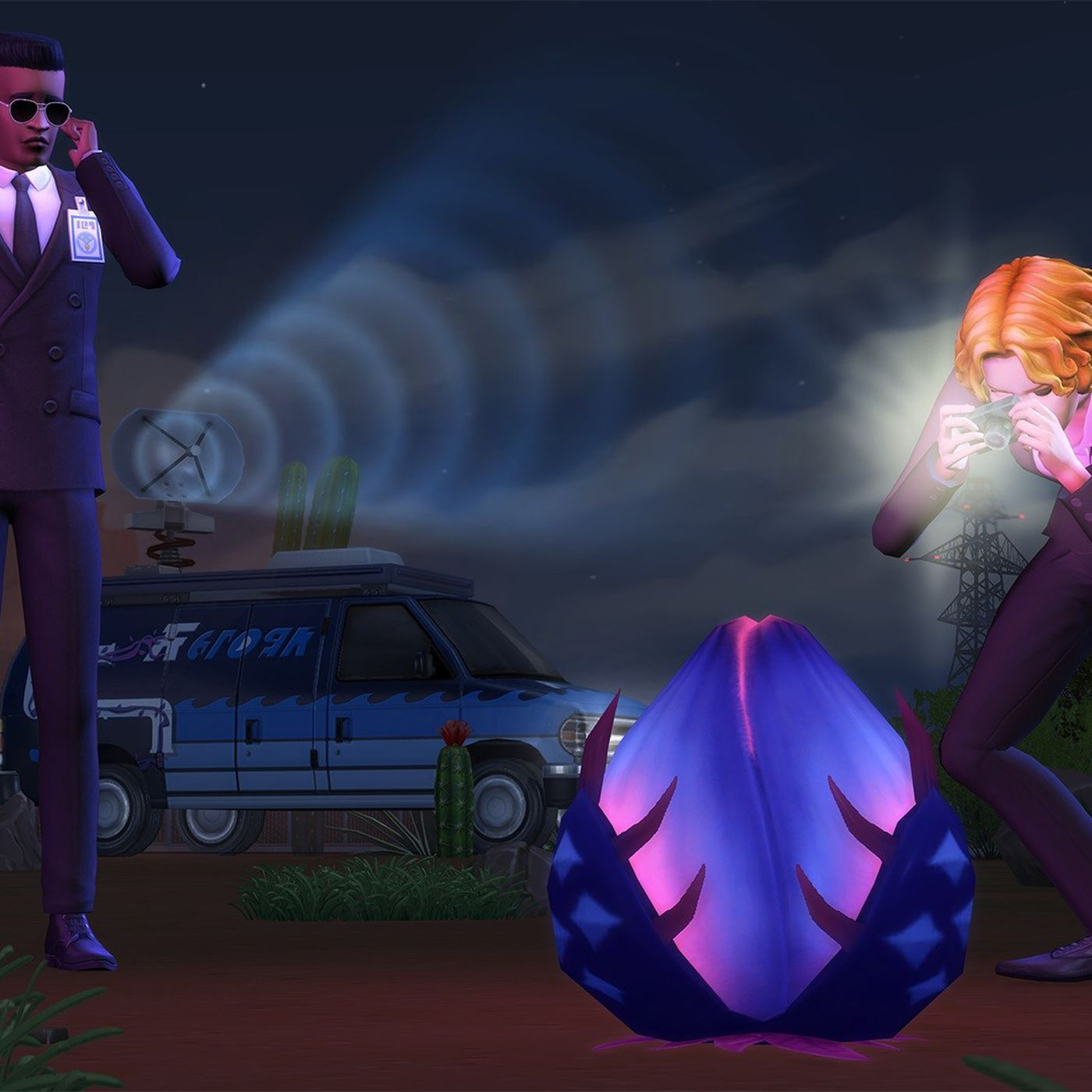 The Sims 4: StrangerVille game pack announced, coming Feb  26 - Polygon