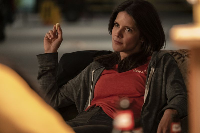 "Sonya Cassidy stars in ""Lodge 49."""