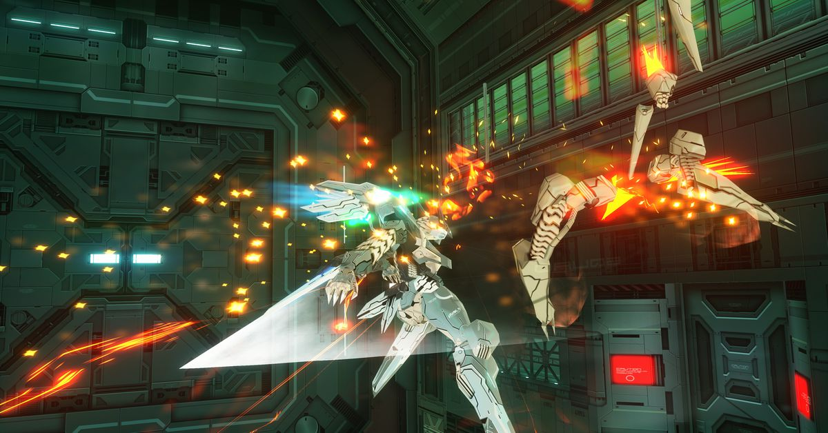 Zone of the Enders 2 remaster coming in September