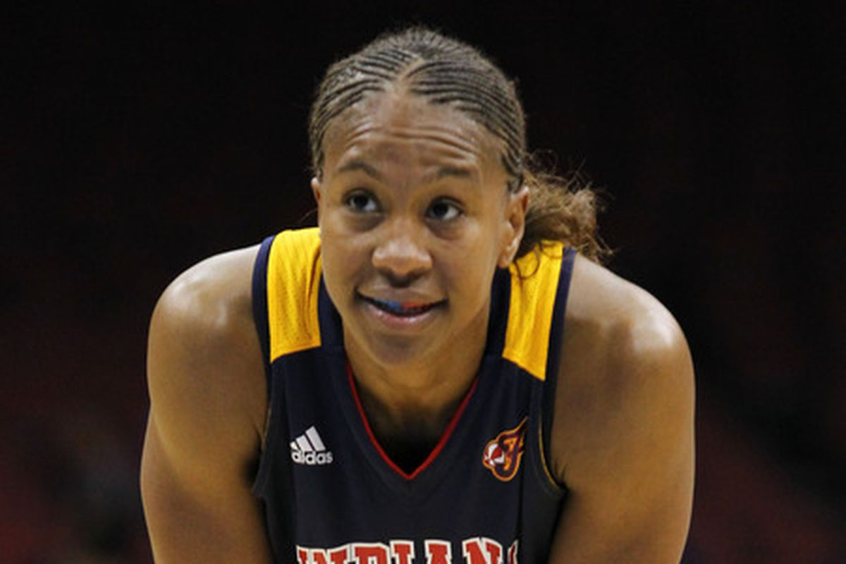 Tamika Catchings averaged 22.7 points during Indiana's three-game winning streak, which followed a seven-game losing steak.