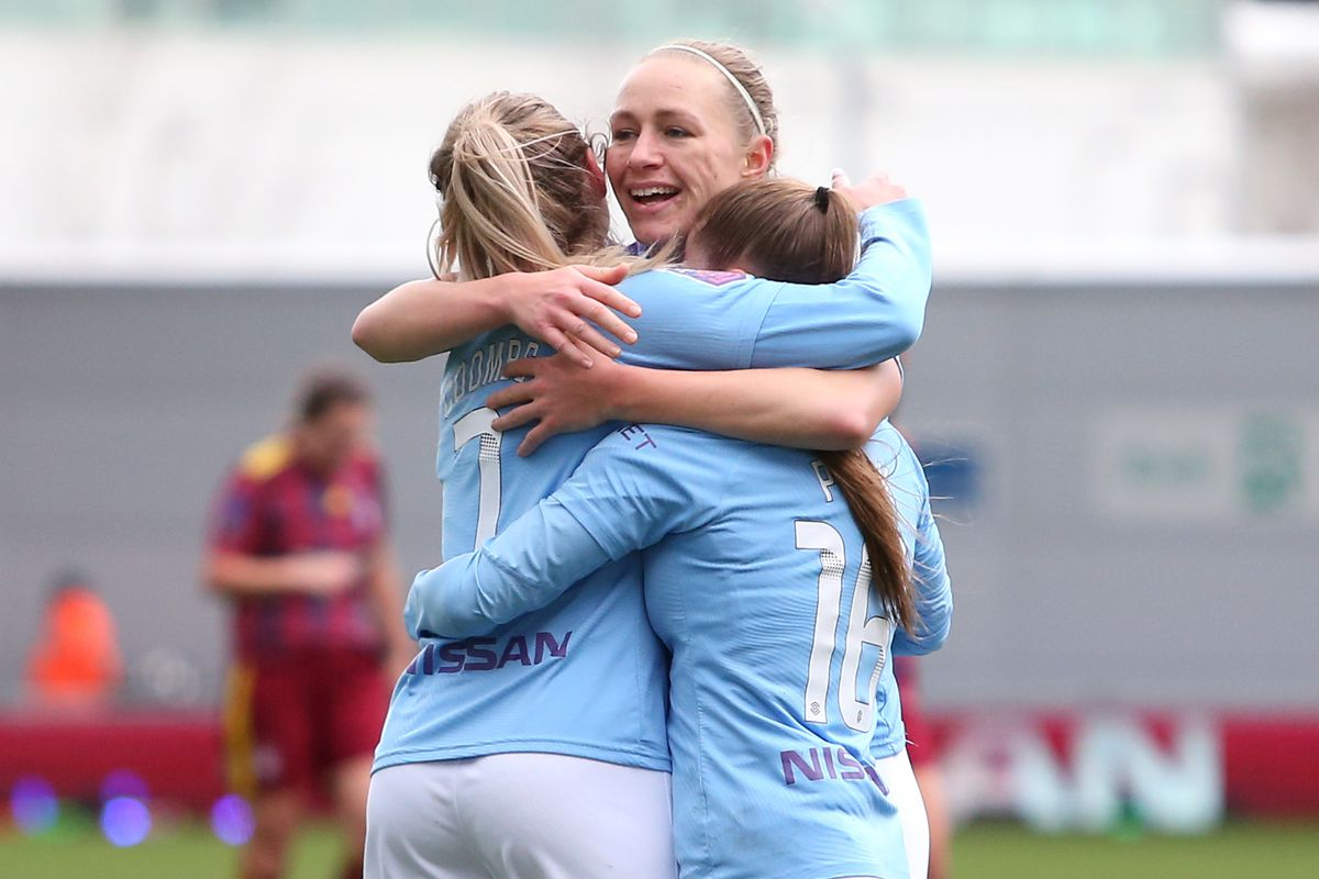 Manchester City v Ipswich FC - The Women's FA Cup: Fifth Round