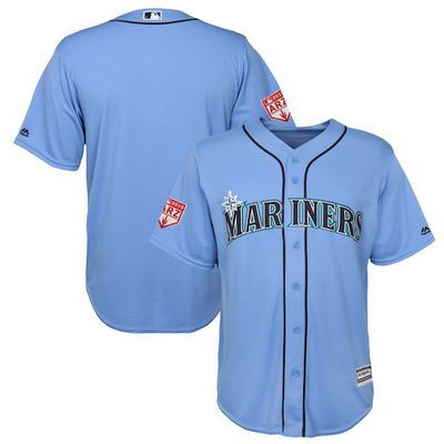 thumb  17  - The Mariners are getting a new powder blue uniform look for spring training