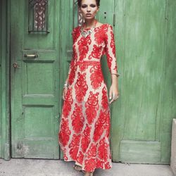 For Love & Lemons embroidered lace dress, $225 (arriving in May; wait-listed)