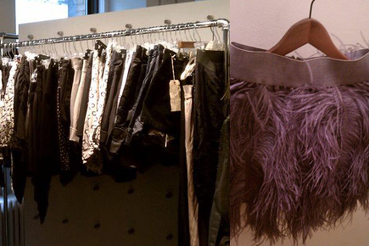 """Images via <a href=""""http://sugarrockcatwalk.blogspot.com/2010/11/sample-sale-report-elizabeth-james-la.html"""">Sugar Rock Catwalk</a>"""