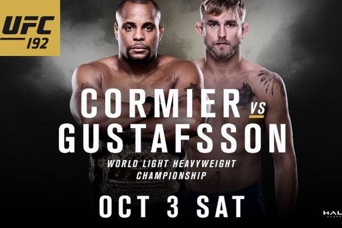 Latest UFC 192 fight card and ...