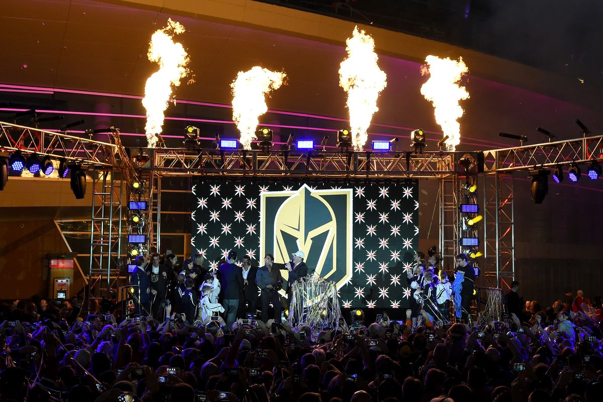 nhl writers weigh in on the vegas golden knights sbnation com