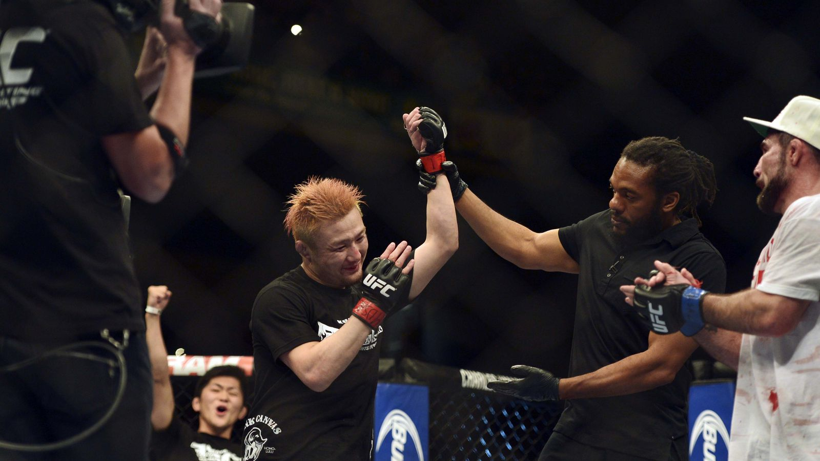 Watch epic UFC Fight Night 52 video preview for Japan