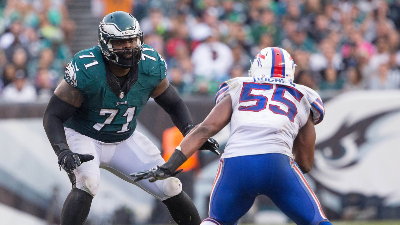 What if the Buffalo Bills had never traded Jason Peters?