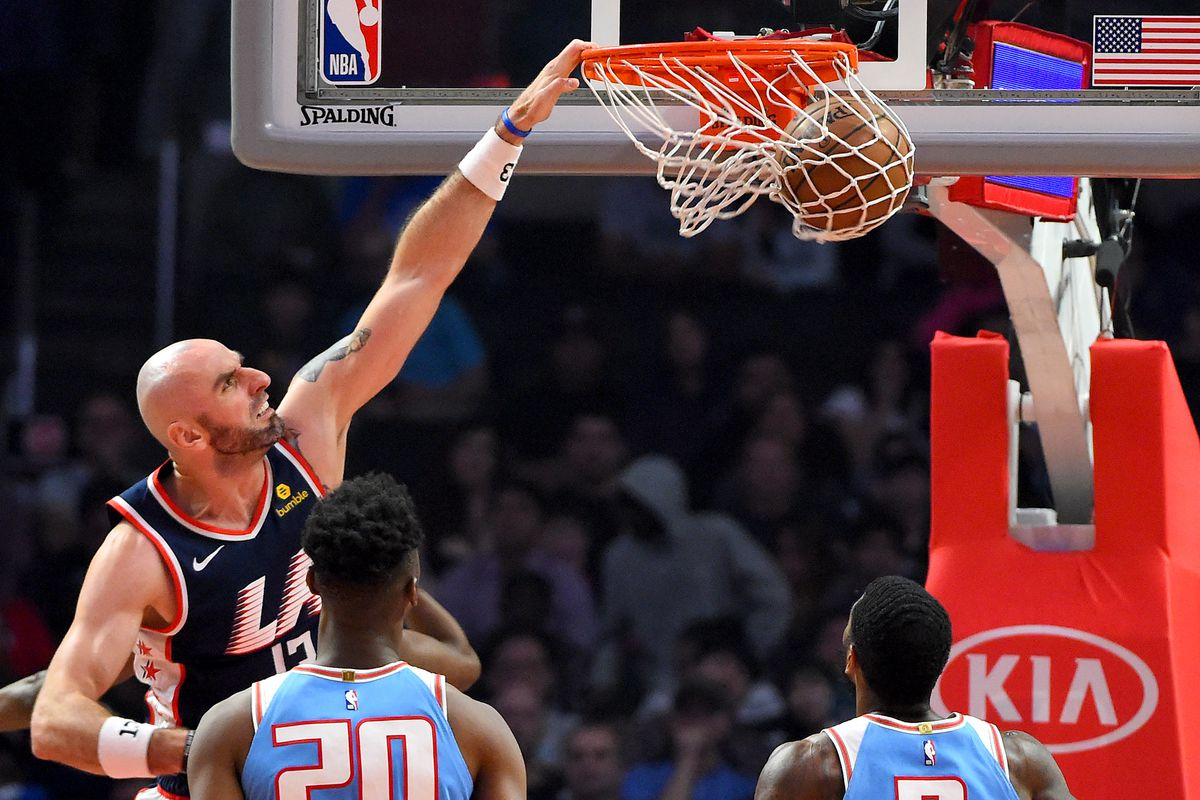 2018-2019 Clippers Exit Interviews: Marcin Gortat - Clips Nation