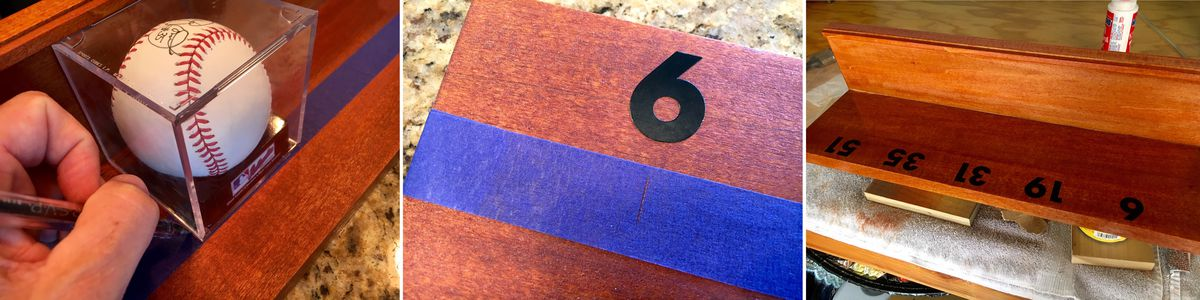Numbers and Polyurethane