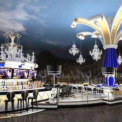 Le Central design rendering