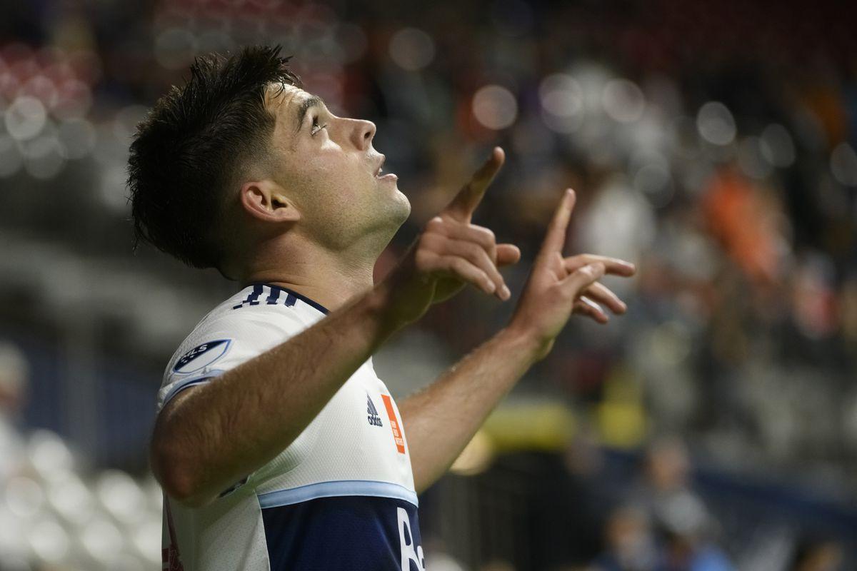 MLS: San Jose Earthquakes at Vancouver Whitecaps FC