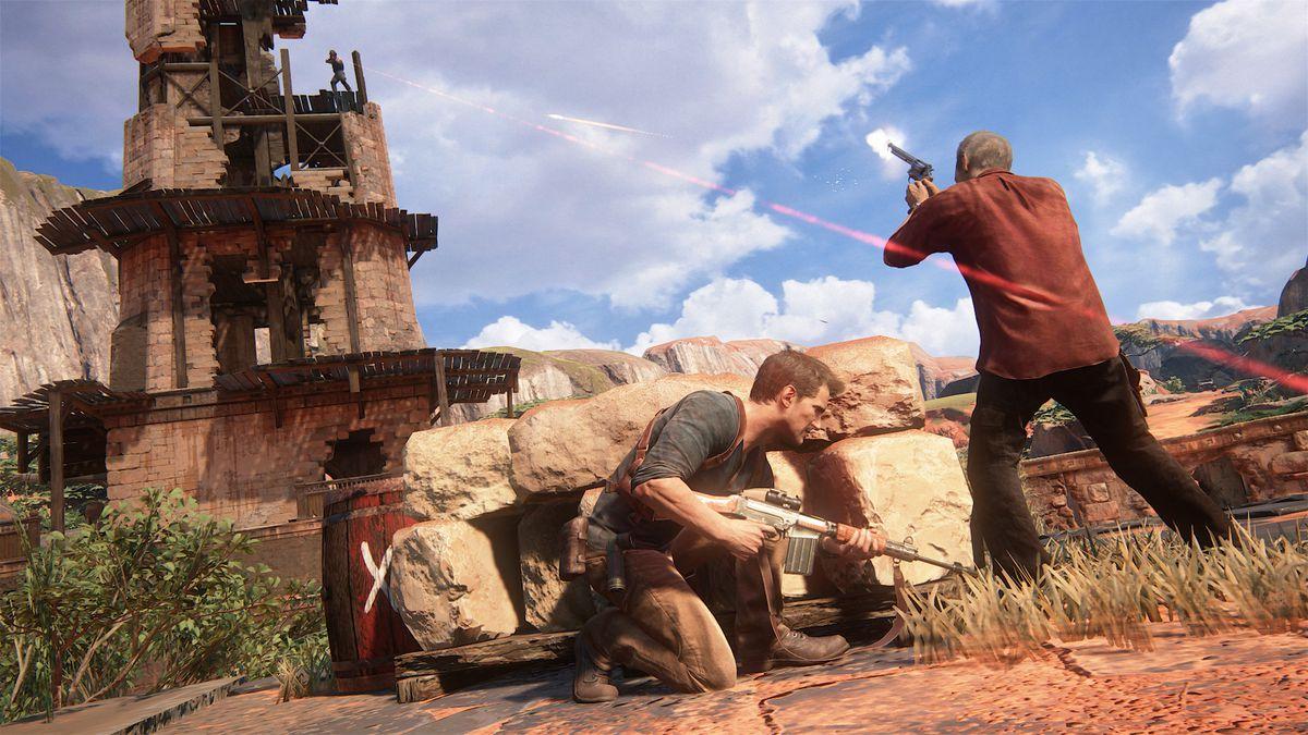 Uncharted 4: A Thief's End - Madagascar screenshots